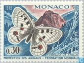 Briefmarken - Monaco - WWF-20 Jahre