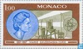 Timbres-poste - Monaco - Curie, Marie
