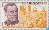 Briefmarken - Monaco - Pasteur, Louis