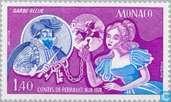 Postage Stamps - Monaco - Perrault, Charles