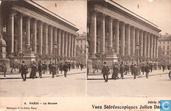 01-02. Paris - La Bourse