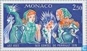 Timbres-poste - Monaco - Perrault, Charles