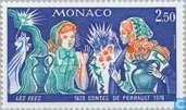 Briefmarken - Monaco - Perrault, Charles