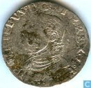 Holland 1/5th filip thaler 1562-1563