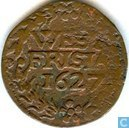 West-Friesland 1627 penny