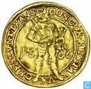 Overijssel ducat 1606
