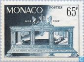 Postage Stamps - Monaco - Maria Lourdes Apparition