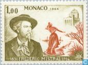 Postage Stamps - Monaco - Mistral