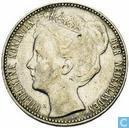 Coins - the Netherlands - Netherlands 1 gulden 1906