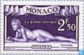 Postage Stamps - Monaco - Bosio