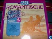 20 romantische sfeer melodieen