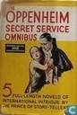 The Oppenheim Secret Service omnibus