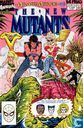 New Mutants, the: annual 5