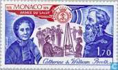 Postage Stamps - Monaco - Salvation Army