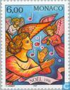 Timbres-poste - Monaco - Angels