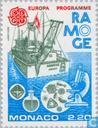 Postage Stamps - Monaco - Europe – Nature conservation