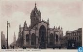 La Katedralo de Sankta  Giles - Edinburgo