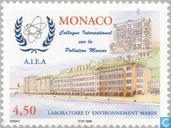 Timbres-poste - Monaco - Congrès de la pollution