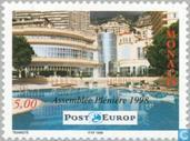 Timbres-poste - Monaco - Post Office réunion