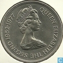 Guernsey 25 pence 1977