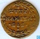 Zutphen duit 1604-1605