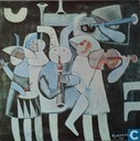 Vrolijke muziek uit de tijd van Pieter Breughel en Jeroen Bosch