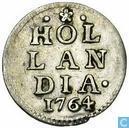 Holland 1 stuiver 1764