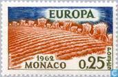 Timbres-poste - Monaco - Europa