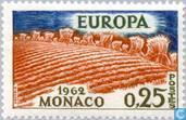 Briefmarken - Monaco - Europa