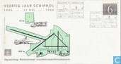 40 years Schiphol