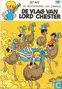 Bandes dessinées - Gil et Jo - De vlag van Lord Chester