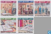 1991 Promoting philately (SAN 397)