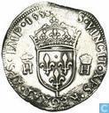 Frankrijk teston 1547 L