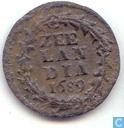 Zealand 1689 penny