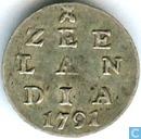 Zeeland 1 stuiver 1791
