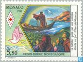 Postage Stamps - Monaco - Protect Holy