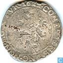Overijssel Halber Cent leuwenThaler 1622