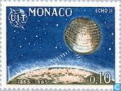 Postage Stamps - Monaco - 100 years of ITU