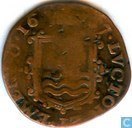 Double penny or judgmental Zealand 1657