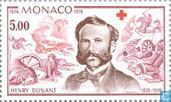 Postage Stamps - Monaco - Dunant, Henri
