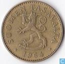 Finland 50 penniä 1964