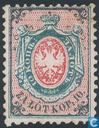 Stamp of the Kingdom Polen