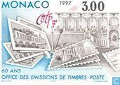 Stamp Tent. MONACO '97
