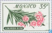 Briefmarken - Monaco - Blumen