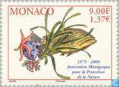 Briefmarken - Monaco - Conservation Organisation