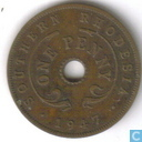 Southern Rhodesia 1 penny 1947