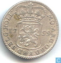 Holland 1/4 gulden 1759