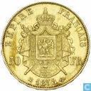 France 50 francs 1858 (BB)