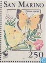 WWF-Schmetterlinge