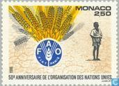 Postage Stamps - Monaco - Int. organizations 1945-1995